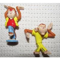 Киндер Schim Banzai Monkeys(2шт.)