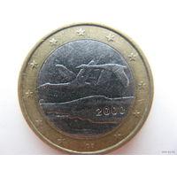 Финляндия 1 евро 2000г.   Распродажа!!!