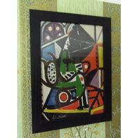 Пабло Пикассо, репродукция, 1968 год.