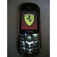 Мобильный телефон FERRARI F101 - на реставрацию. Торг.