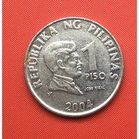 75-36 Филиппины, 1 песо 2004 г.