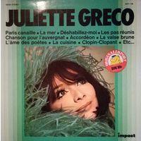 Juliette Greco /Best Of/1969, Impact, France, LP, EX