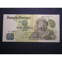 Португалия 20 Эскудо 1971