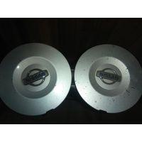 Колпаки на литые диски R15 NISSAN, оригинальные, пара