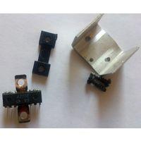 ОУ УНЧ A210E (К174УН7) с радиатором за 2 ШТ + 1 ШТ