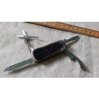 Старинный многофункциональный нож. Привезён из Германии. Распродажа коллекции!