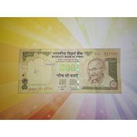 Индия 500 рупий 2009 г