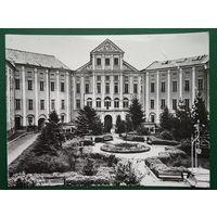 Несвиж. Замок Радзивиллов. Фото 1982 г. 9х12 см.