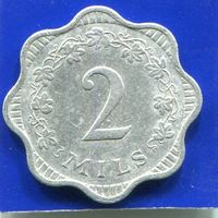 Мальта 2 милс 1972