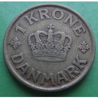 Дания. 1 крона 1925. Много лотов в продаже.