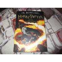 Гарри Поттер и принц полукровка на английском