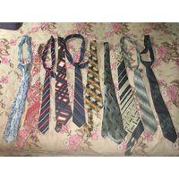 Коллекция галстуков из 80-90-х гг. Цена за все! Без МЦ!