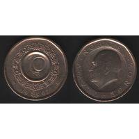 Норвегия km427 10 крон 1987 год (f50)nr0(ks00)