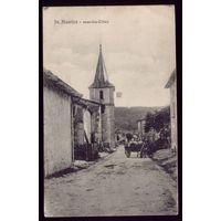 Швейцария Санкт-Мориц Полевая почта