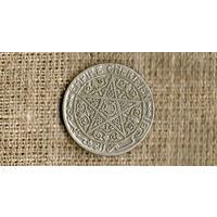 Марокко 50 сантимов 1921 //(ON)