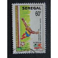 Сенегал 1990г. Спорт.
