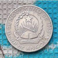 Ангола 20 кванза 1978 года