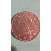 Коллекционная монета Сша