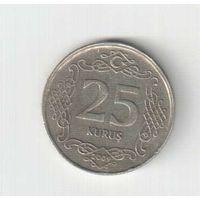 25 куруш 2009 года