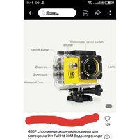 Экшин камера аналог GoPro