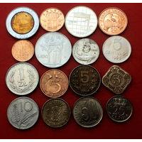 16 монеток без повторов #14