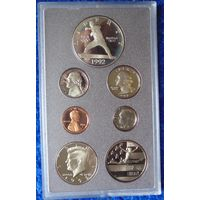 Набор монет 1992г.