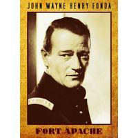 Форт Апачи / Fort Apache (Джон Форд / John Ford) DVD9