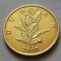 10 лип, Хорватия 2007 г., UNC