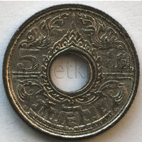 Таиланд 5 сатанг 1945 года. Цинк. y61a. Гурт 2 мм