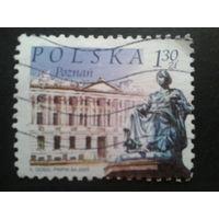 Польша 2005 стандарт Познань, библиотека