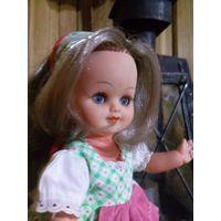 Куколка Агнеса клеймо Drei M Puppen(3М) ГДР