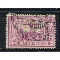 NL Колонии Нидерландская Индия 1928 Авиапочта Мотивы #166