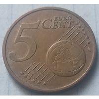 Латвия 5 евроцентов, 2014    ( 2-8-5 )