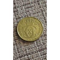 Дания 1 крона 1934 г