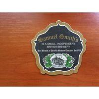 Подставка под пиво British Brewery /Великобритания/