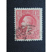 Британская Ямайка 1929 г. Стандарт.