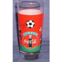 Стакан Coca-Cola World Cap USA 1994