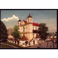 Минск Петро-Павловская церковь