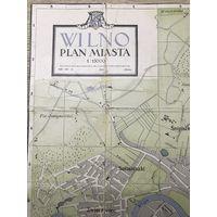 Plan mista wilno 1930 е года