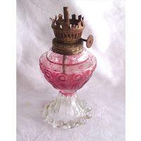 Лампа масляная керосиновая мини 14 см
