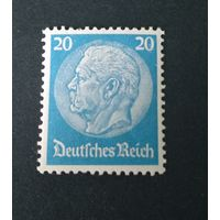 Рейх Гинденбург DR Mi.521, 1933