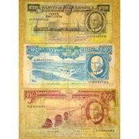 Ангола 20-100 эскудо 1962