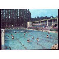 ДПМК 1981 год Ужгород Бассейн