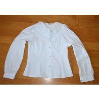 Блузки школьные,рост 134