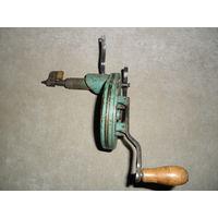 Ручной привод от швейной машинки