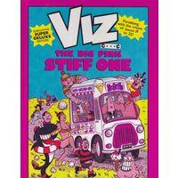 Комиксы VIZ COMIC THE BIG PINK STIFF ONE Англия