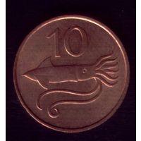 10 аурар 1981 год Исландия