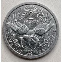 Новая Каледония 2 франк 2003