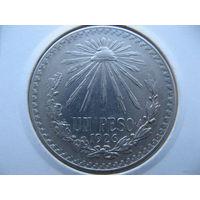 Мексика 1 песо 1926 г. серебро