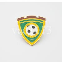 Футбол значок ФК Кара-Балта Киргизстан